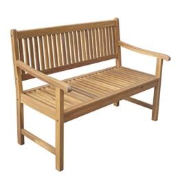 Chillroi Kingsbury Gartenbank, Holz - 1
