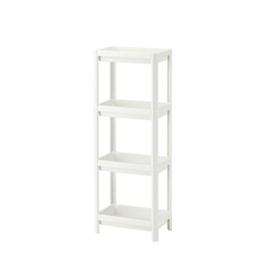 Ikea 403.078.66 VESKEN Regal in weiß (23x100cm) - 1